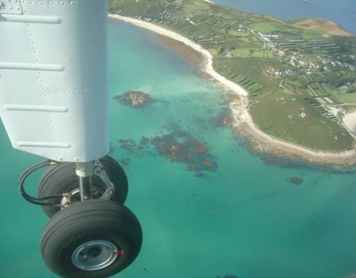 Kurzurlaub auf den Scilly-Inseln