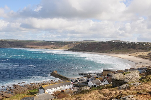 Sennen, Land's End, Cornwall