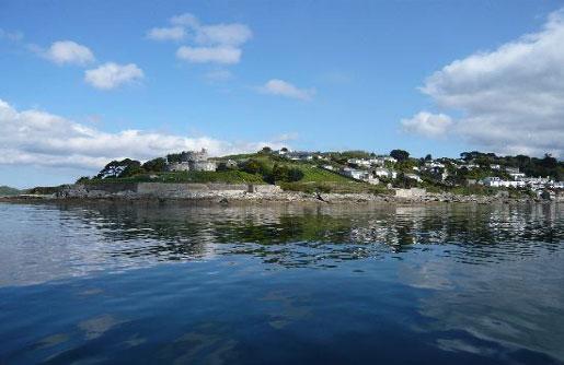 Ein Luxushotel in Cornwall, dem beliebtesten Urlaubsziel in Südengland