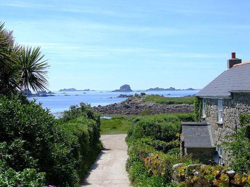 Urlaub in Cornwall am Meer