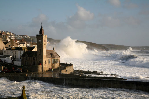 Urlaub in Cornwall: Porthleven