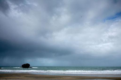 Wetter Urlaub Cornwall