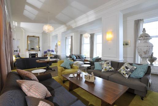 stilvolle Hotel in Cornwall