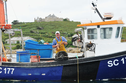 hotel in Scilly Inseln