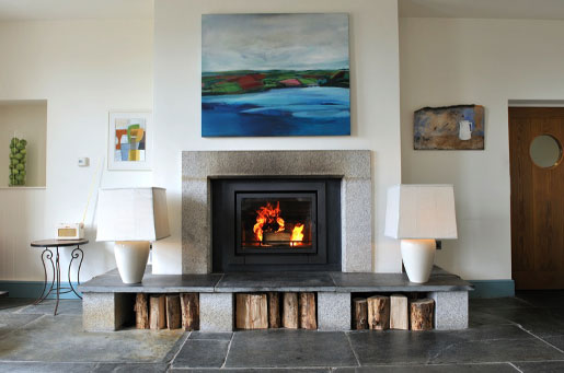 Stilvolle Hotel mit Meerblick an Cornwalls Nordküste