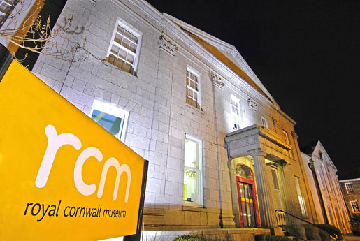 Royal Cornwall Museum in Truro