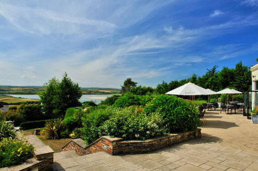 Boutique-Hotel am Meer Cornwall