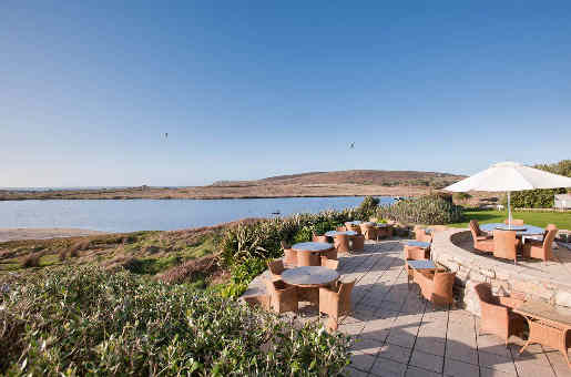 Hotel Scilly-Inseln
