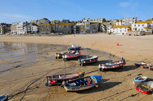 B&B in st ives cornwall
