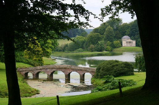 Stourhead Abbey