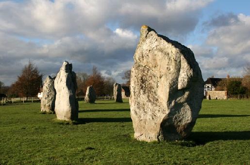 Der Steinkreis von Avebury