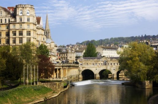 Pulteny Bridge, Bath