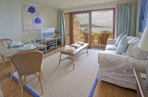 5 Sterne Luxus Ferienwohnungen Scilly-Inseln