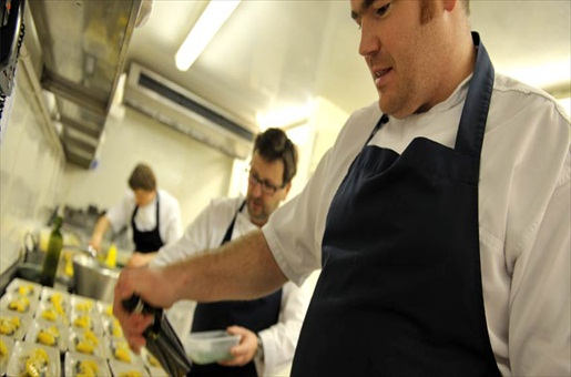Nathan Outlaw St Enedoc Seafood Restaurant