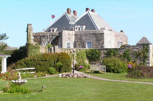 Star Castle Hotel Scilly-Inseln
