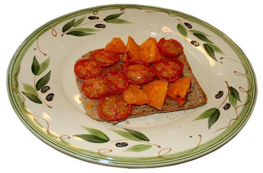 Tomaten für Jamie Olivers Restaurant Fifteen