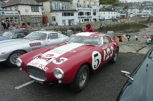Ferrari 250 MM Berlinetta, St Mawes
