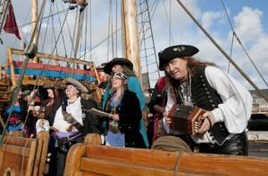 Sea Shanty Festival Falmouth