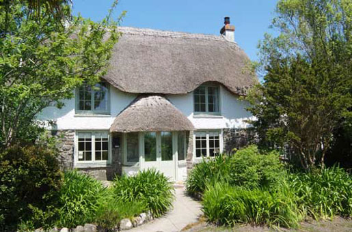 Thatched Cottage Coverack