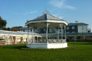 Gyllyngdune Garten Falmouth Cornwall