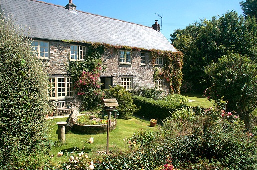 Bed and Breakfast Bodmin Moor Cornwall