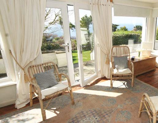 Ferienhaus mit meeblick Lizard Cornwall