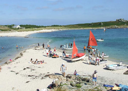 Scilly-Inseln