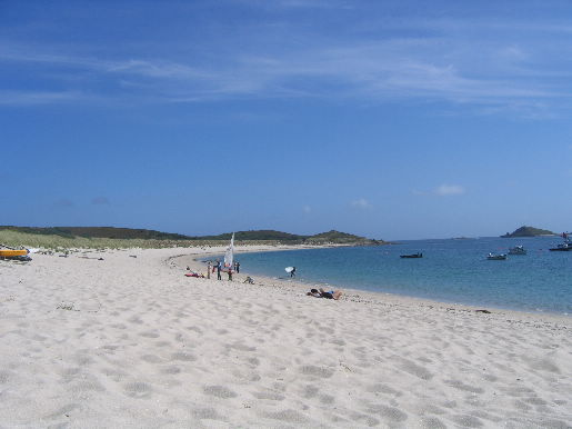Isles of Scilly Strand