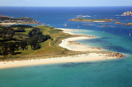 Tresco Scilly-Inseln