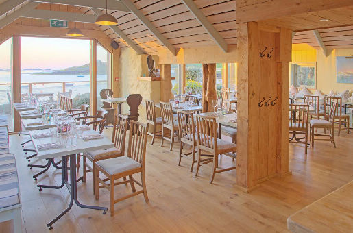 Restaurant Tresco, Scilly Inseln