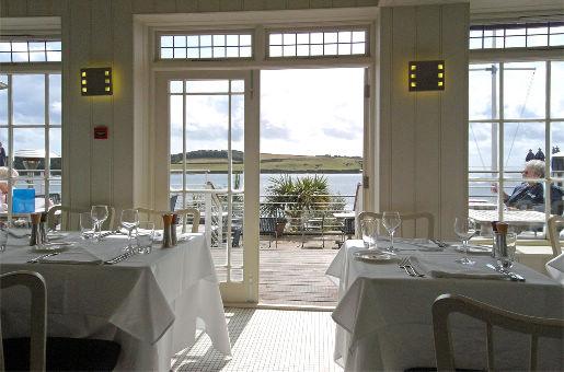 Restaurant Roseland-Halbinsel