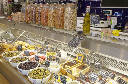 Tresco Stores und Delikatessen