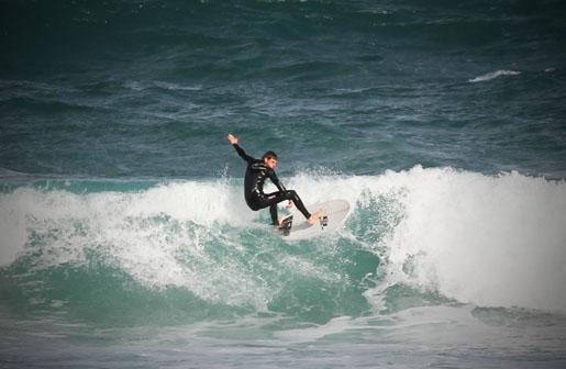 Surfen Cornwall