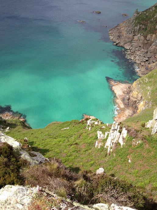Cornwall Küste