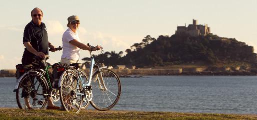 Radfahren Cornwall
