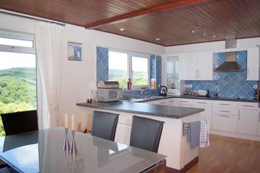 Ferienhaus Voll ausgestattete Küche