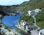 Boscastle-Harbour