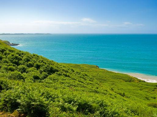 Halbinsel Llŷn Nordküste Wales