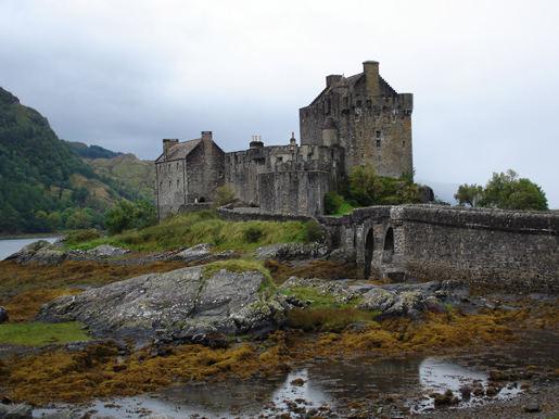 Urlaub & Reisen- Sehenswürdigkeiten schottischen Highlands ...