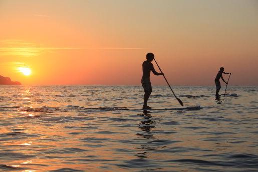 Paddleboarding Cornwall