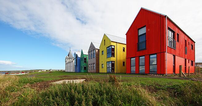 ferienhaus nord Highlands Schottland