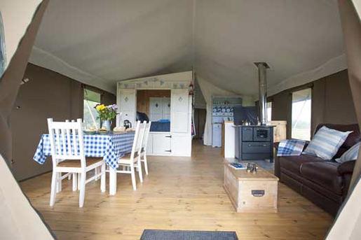Urlaub & Reisen   5-Sterne Campingplätze Cornwall