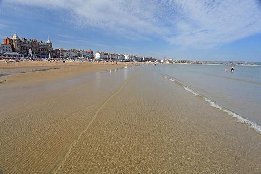 Sandstrand Weymouth