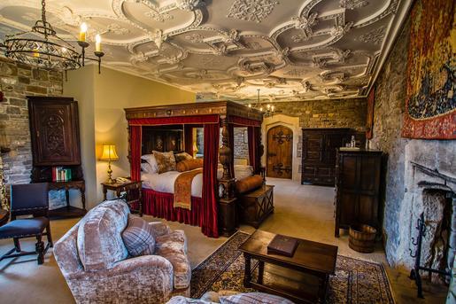 Schlossurlaub in England