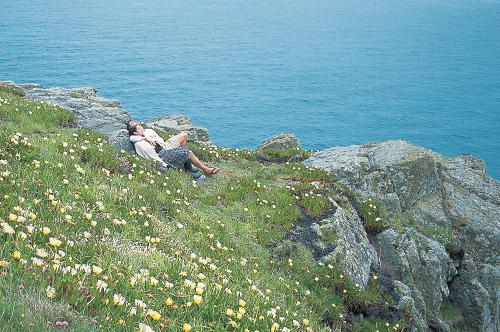 Cornwall im juni