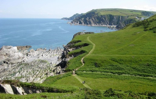 Wandern Devon