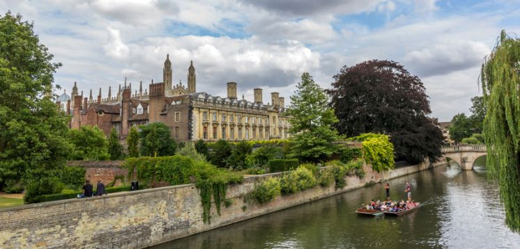 urlaub cambridge
