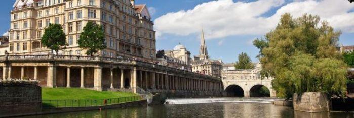 Bath rundreise auto