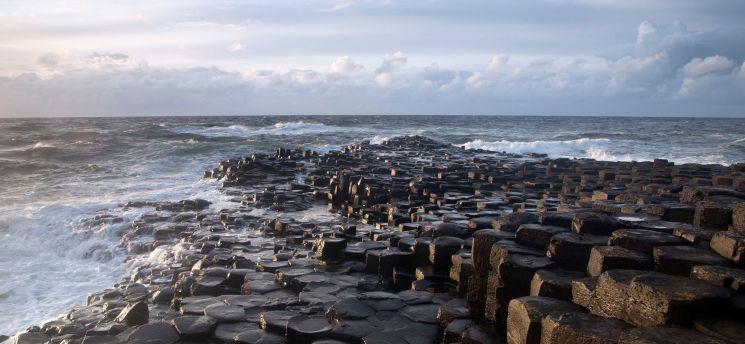 giants causeway antrim nordirland