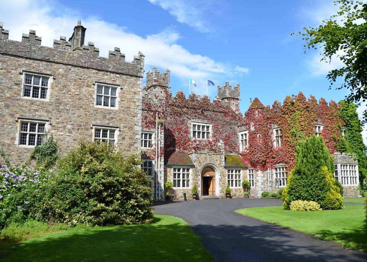 luxus rundreise irland